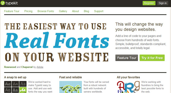 10 Resources to improve your web typography