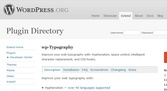 10 Resources to improve your web typography 5