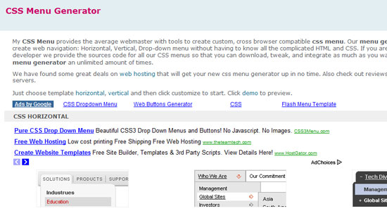 25 Important CSS Tools and Generators for Developers 11
