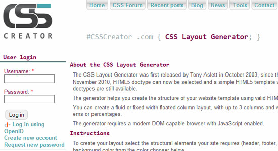 25 Important CSS Tools and Generators for Developers 15