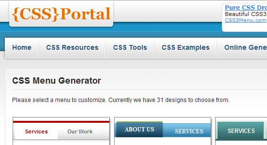 25 Important CSS Tools and Generators for Developers 5