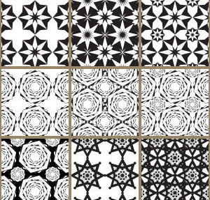 25 Excellent Free Photoshop Brushes and Patterns Set 17