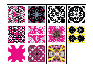 25 Excellent Free Photoshop Brushes and Patterns Set 20