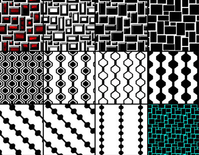 25 Excellent Free Photoshop Brushes and Patterns Set 21