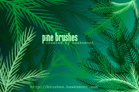 25 Excellent Free Photoshop Brushes and Patterns Set 9