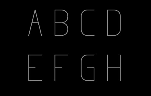 20 New High Quality Free Fonts for Designers