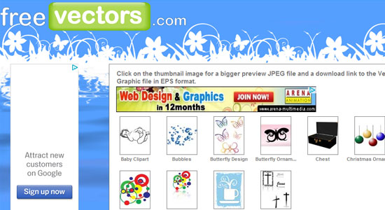 Free Photoshop and Vector Resources for Designers
