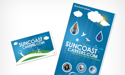 10 Attractive Rack Card Design for Inspiration 4