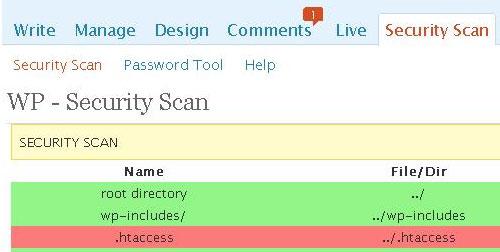 10 Powerful Wordpress Security Plugins and Tricks 3