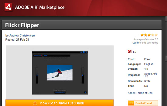 10 Must Follow Adobe AIR Applications for Designers