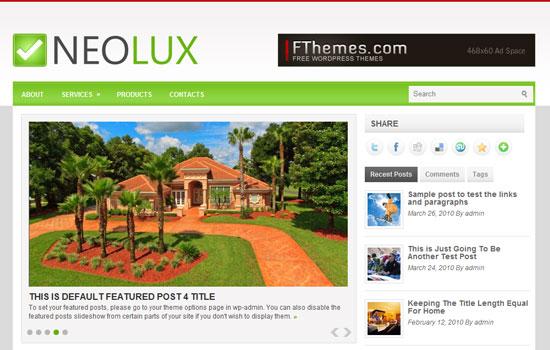 20 Beautiful Wordpress Themes for Free Download 2