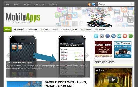 20 Beautiful Wordpress Themes for Free Download 6