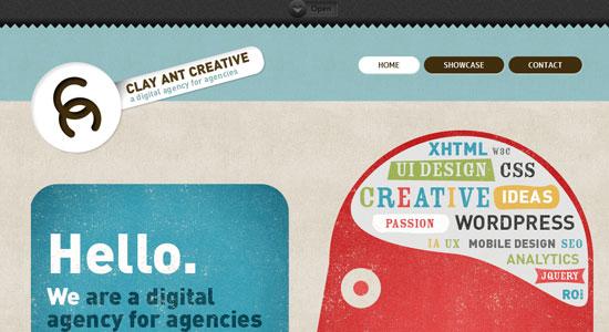 30 Creative Portfolio Designs to Inspire Designers 19