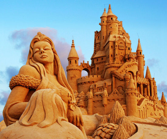 30 Wonderful Sand Sculptures You Love to Watch Closely 18