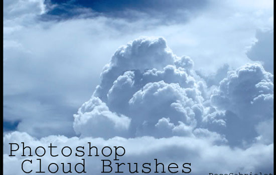 20 Free Useful Water and Cloud Brushes resource for Photoshop Users 17