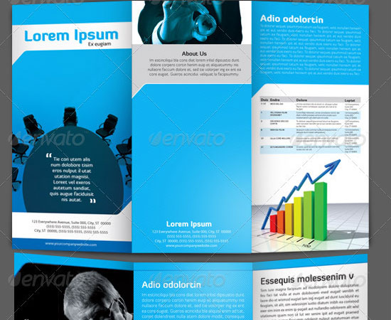 20 Most Creative Brochure Design for Designers 9