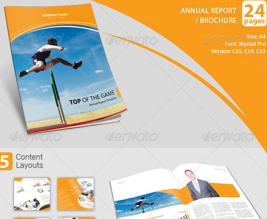 20 Most Creative Brochure Design for Designers 3