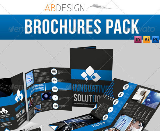 20 Most Creative Brochure Design for Designers 6