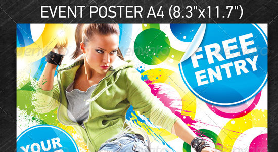 20 Most Attractive Flyer Design with Editable Source File