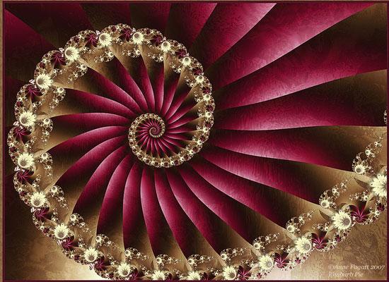 50 Amazing Fractal Art Illustrations 39