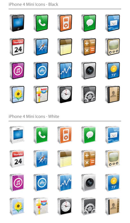 10 Useful Fresh Free Icon Set 3
