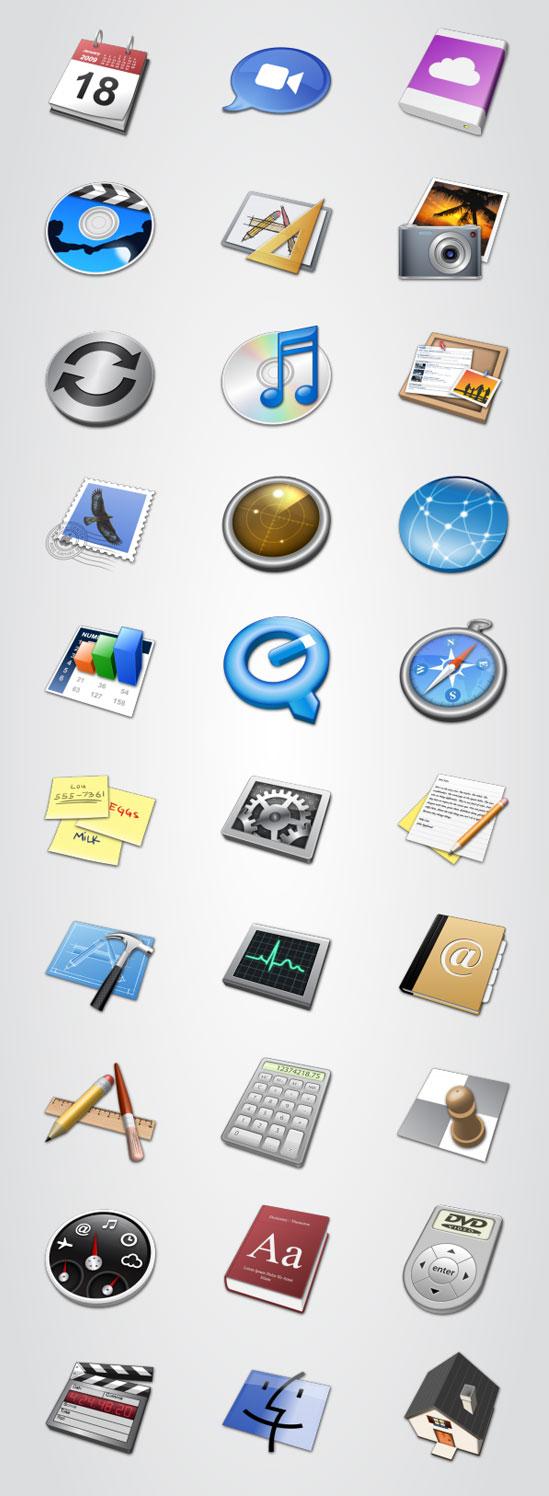 10 Useful Fresh Free Icon Set 5