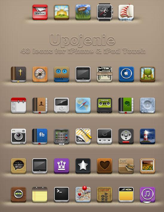 10 Useful Fresh Free Icon Set 6