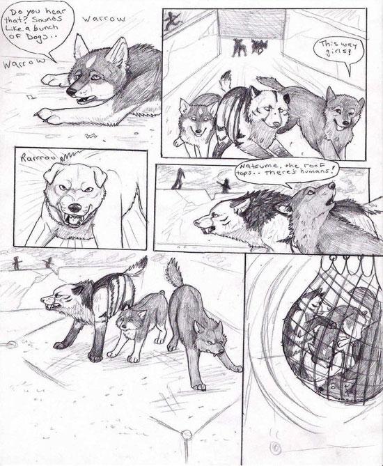Monday Mania #1: Beautiful Story in Comic Art Sketch-1 10