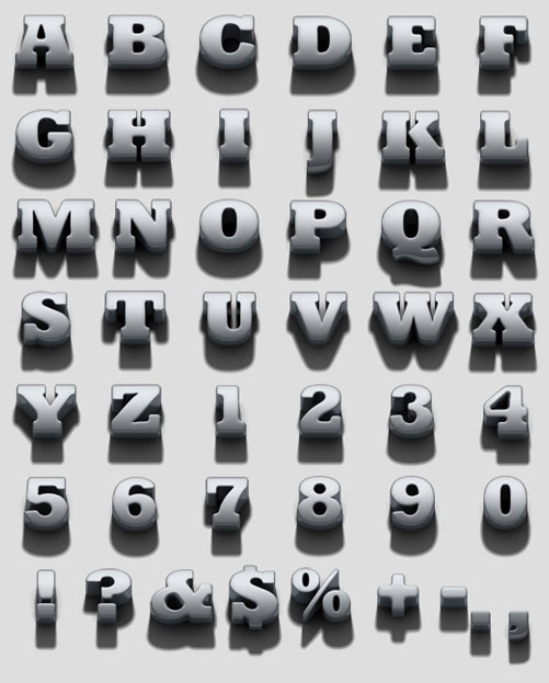 40 Beautiful Hand Made Font for Typography Inspiration