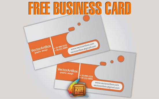 10 Attractive Business Cards with Source File 1