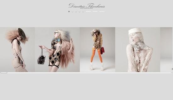 Beautiful Photography Portfolio Designs 6