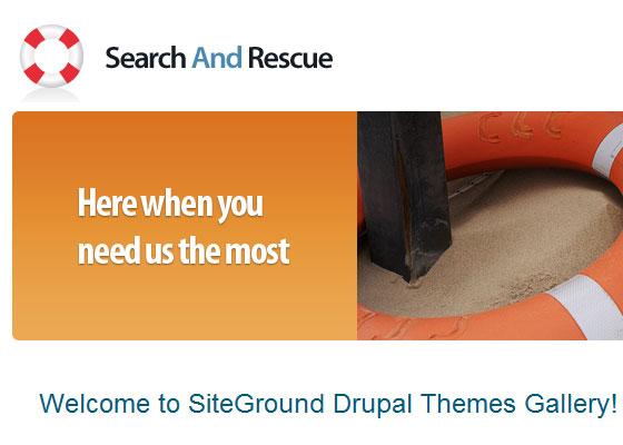 20 Beautiful and Creative Free Drupal Themes 2