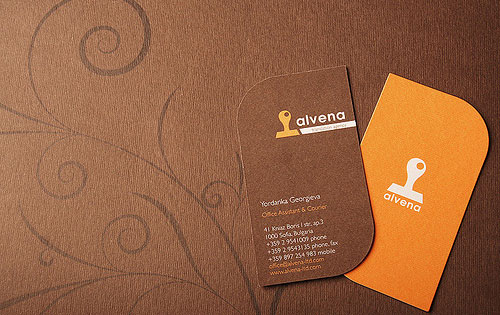 15 Excellent Business Card Design