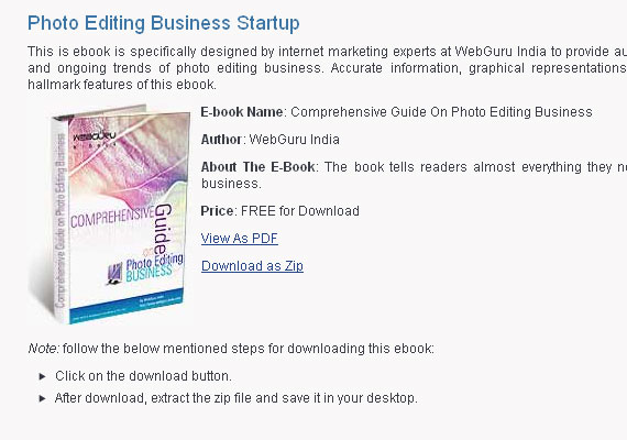 20 Free e-Books for Developers and Designers 4