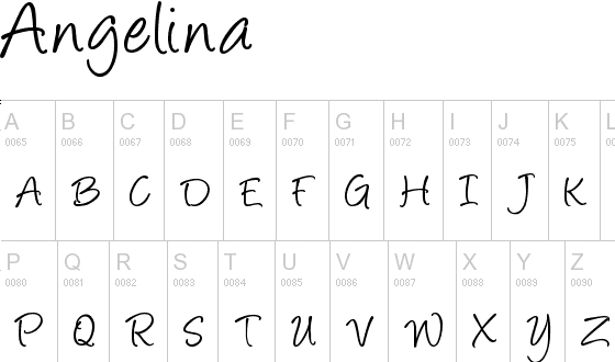 10 Excellent Free Handwritten Fonts 5