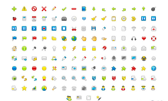 20 Free Vector and PNG Icon Set for Designers 16