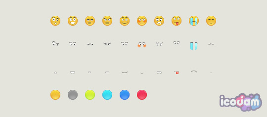 20 Free Vector and PNG Icon Set for Designers