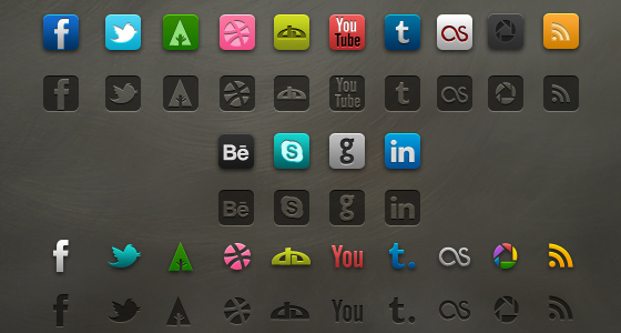 20 Free Vector and PNG Icon Set for Designers 3