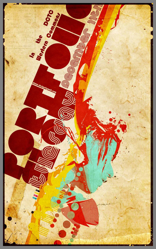15 Excellent Poster Design for Inspiration