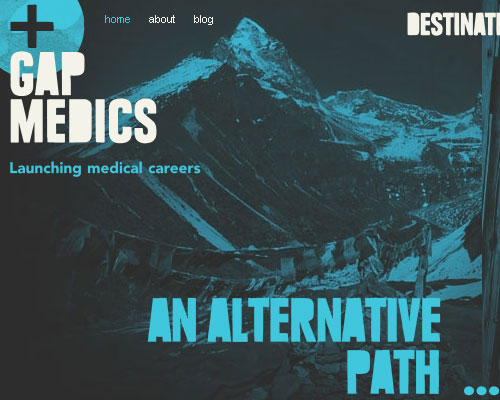 20 Excellent Examples of using Typography in Web Design 2
