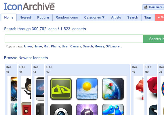 Top 10 Best Websites to Download Free Icons 1