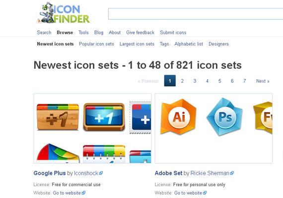Top 10 Best Websites to Download Free Icons 4