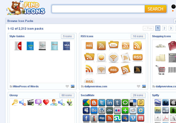 Top 10 Best Websites to Download Free Icons 5