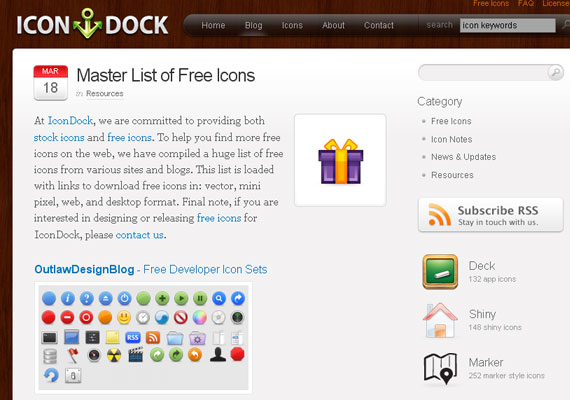 Top 10 Best Websites to Download Free Icons 9