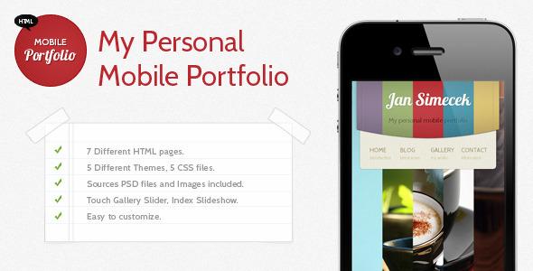 15 Exceptional Premium Mobile Template 1