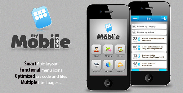 15 Exceptional Premium Mobile Template 7