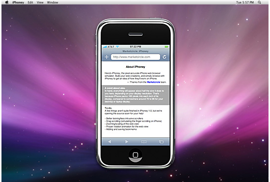 10 Excellent Applications for Mobile Website Testing