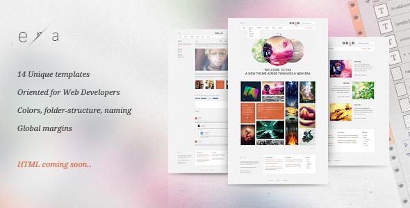 20 Delightful Premium PSD Web Templates 8