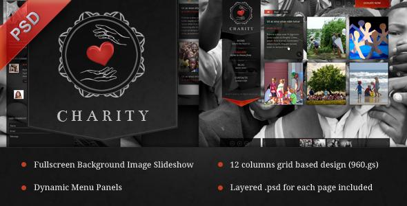20 Delightful Premium PSD Web Templates 5