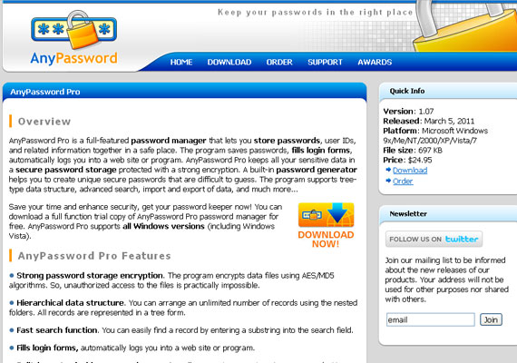 10 Useful Online Password Management Tools 2